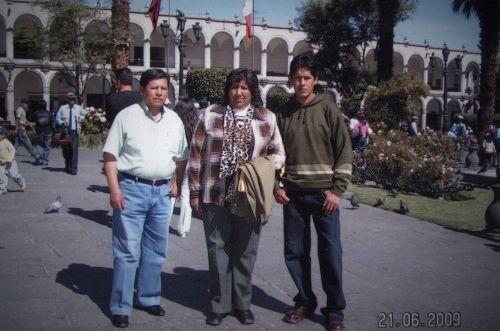 Fotolog de emyl89: Arequipa  En La Plaza De Armas
